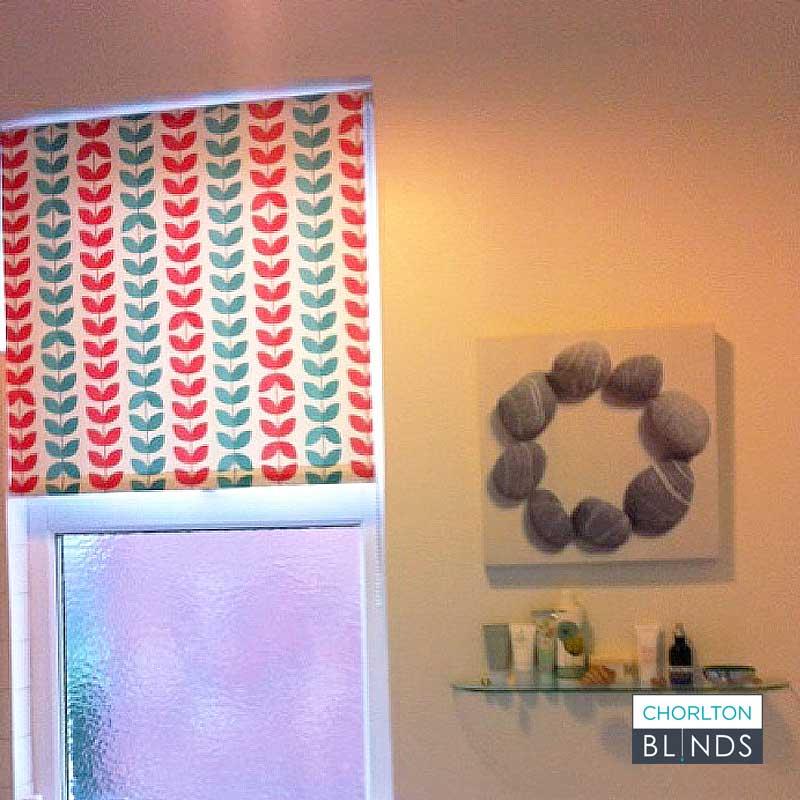 One of Chorlton Blinds' Unique Patterns