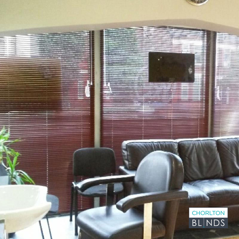 Shop Front Venetian Blinds